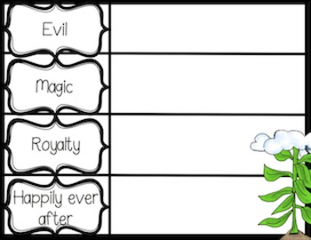 Fairy Tale Theme Sort