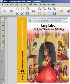NYS Engage NY Grade 1 ELA Domain 9: Fairy Tales Unit