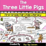 Fairy Tale Unit First Grade Literacy The Three Little Pigs