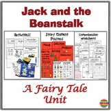 Jack and the Beanstalk: Activities and Comprehension