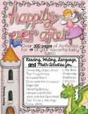 Fairy Tale Unit MEGA Pack: 373 Pages of RLA, Writing, & Ma