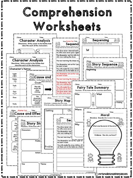 Fairy Tale Unit: The Elves and the Shoemaker