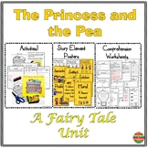 The Princess and the Pea: Activities and Comprehension