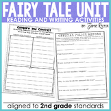 Fairy Tale Unit to Teach the Common Core Standards - 25 Activities