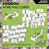 Fairy Tale Vocabulary Word Wall Cards (set of 14 Words) - BUNDLE