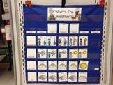 Fairy Tale Weather Pocket Chart