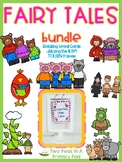 Fairy Tale Word Card Bundle for IKEA TOLSBY frames