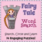 Fairy Tale Word Search Bundle
