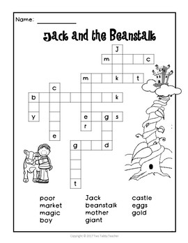 Fairy Tale Word Search Collection
