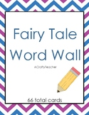 Fairy Tale Word Wall