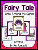 Fairy Tale Write Around the Room