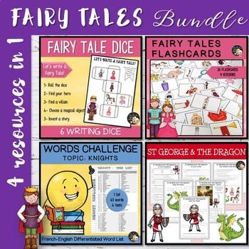 Fairy Tale Writing Activities