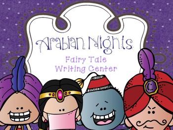 Fairy Tale Writing Center - Arabian Night