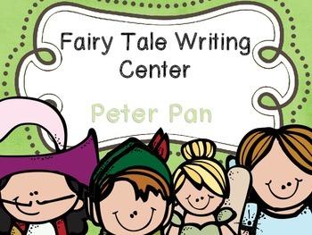 Fairy Tale Writing Center - Peter Pan