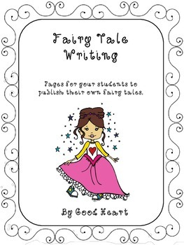 Fairy Tale Writing Pages