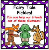 Fairy Tale Writing (Pickles)