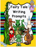 Fairy Tale Writing Prompts   { Set of 25 }