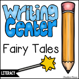 Fairy Tale Writing Station
