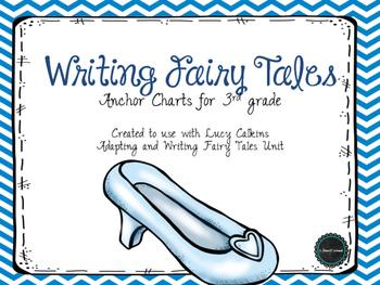 fairy tale writing for 3rd grade by i heart school tpt. Black Bedroom Furniture Sets. Home Design Ideas