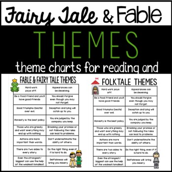 Fairy Tale and Fable Themes