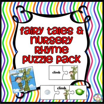 Fairy Tale and Nursery Rhyme Puzzles