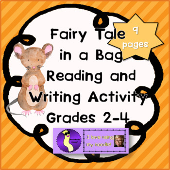 Fairy Tale in a Bag Writing Activity