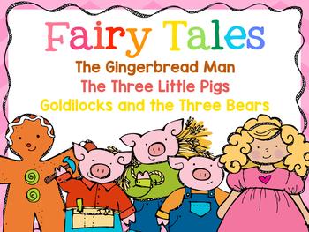 Fairy Tales - #1
