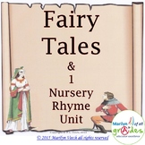 Fairy Tales Classroom Themed Unit - Activities, Worksheets and Research Topics