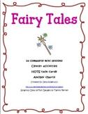 Fairy Tales 10 Mini Lessons, Centers, Anchor Charts Common Core Aligned