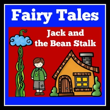 Jack and the Beanstalk Activity | Fairy Tales Unit | Fairy