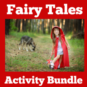 Fairy Tale Activities | Fairy Tales for First Grade
