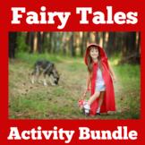 Fairy Tales   Preschool Kindergarten 1st Grade   Activitie