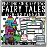 Fairy Tale Writing Template- Teach- Go Pennants™ Fairy Tale Graphic Organizers