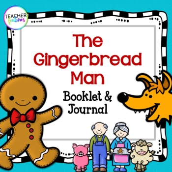 FABLES AND FOLKTALES | Gingerbread Man Activities