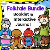 FABLES AND FOLKTALES | Gingerbread Man, Red Hen, Jack & the Beanstalk BUNDLE