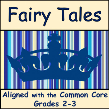 Fairy Tales: Passages and Comprehension Printables