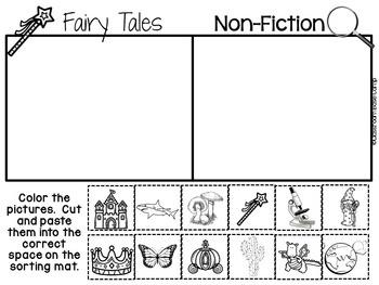 Fairy Tales Unit - Dragons, Mermaids, and Castles....Oh, My!