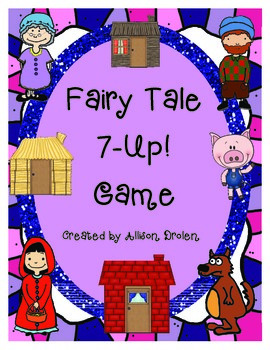 Fairy Tales 7-Up Game!