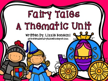 Fairy Tales- A Thematic Unit