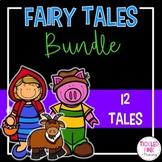 Fairy Tales Activities Bundle