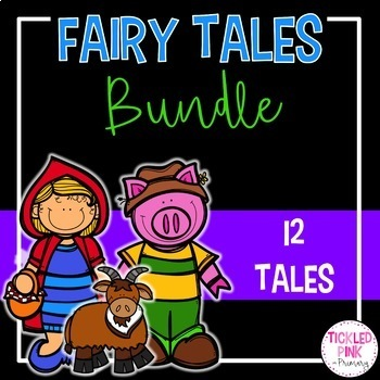 Fairy Tales Activities