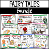 Fairy Tales BUNDLE: Activities for Pre-K, Preschool