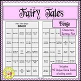 Fairy Tales Bingo with Story Elements