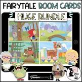 Fairytales Boom Cards™ BUNDLE - Story Time Boom Cards™ for Distance Learning
