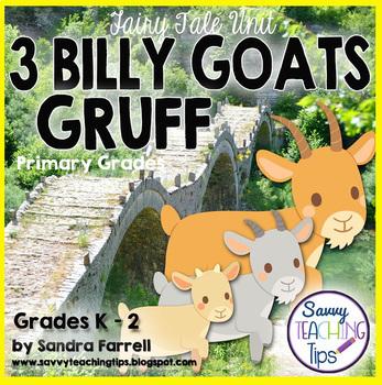 Fairy Tales - Language Arts Bundle #1