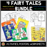 Fairy Tales BUNDLE: Comprehension and Activities