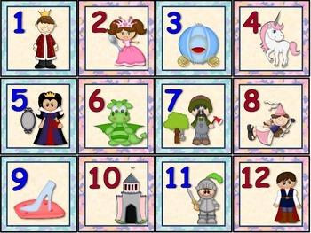 Fairy Tales Calendar Set