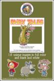 Fairy Tales Cartoon Clipart for all Grades