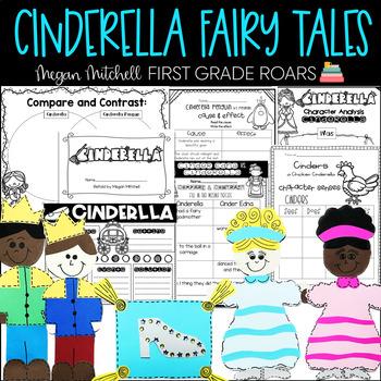 Fairy Tales Cinderella Stories