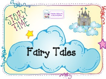 Fairy Tales~ Common Core Aligned ELA Bundle with Craftivity